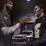 Tim Duncan Marvel comics punisher