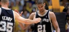Tim Duncan: Danny Ferry n'est pas raciste
