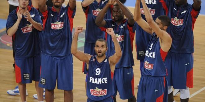 Tony Parker: je serai avec l'équipe de France cet été