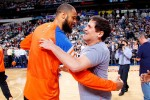 Tyson Chandler et Mark Cuban