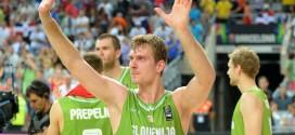 Zoran Dragic ne regrette pas d'avoir signé en NBA