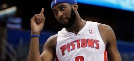 Andre Drummond: les Pistons sont mon équipe