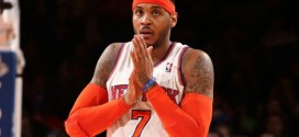 Carmelo Anthony rêve d'une diminution du nombre de back-to-backs