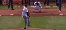 Charles Barkley n'est pas vraiment doué au baseball