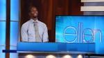 Chris Bosh fait le DJ sur le show d'Ellen DeGeneres