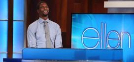 Chris Bosh fait le DJ au show d'Ellen DeGeneres