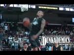 Chris Brown peut aussi dunker