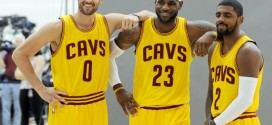 Les Cavaliers encensent Kyrie Irving