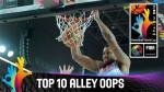 Coupe du monde: le Top 10 des alley-oops