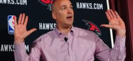 Les Hawks et Danny Ferry onttrouvé un accord pour un buyout