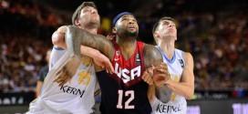 DeMarcus Cousins pense avoir beaucoup progressé défensivement avec Team USA