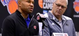 Phil Jackson agacé par les questions sur son implication dans le coaching de Derek Fisher