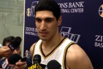 enes kanter media day