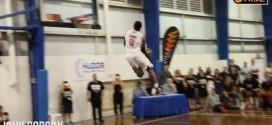 Jahii Carson, 1m80, remporte le concours de dunks de la NBL