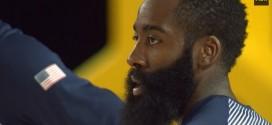 Vidéo : le haka néo-zélandais laisse Team USA bouche bée