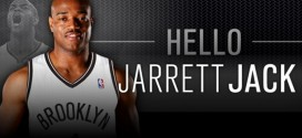 Jarrett Jack : «J'essaie de revenir à mon niveau de Golden State»