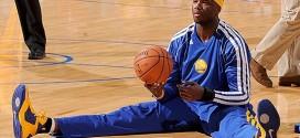Jermaine O'Neal ne sera pas avec les Warriors cette saison