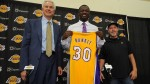 Julius Randle Los Angeles Lakers Press Conference