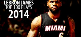Le Top 100 de LeBron James en 2013/14