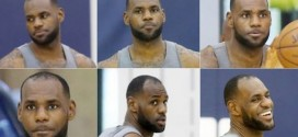 Photos : les cheveux de LeBron ont (encore) disparu
