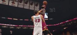 NBA 2K15: les notes de LeBron James, Russell Westbrook et Kevin Love connues