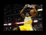 Les 123 dunks de Kenneth Faried lors de la saison 2013/14