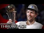 Les highlights de Dirk Nowitzki lors des finales 2011