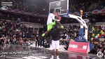 L'excellent Midnight Madness Dunk Contest