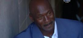 Vidéo : quand Michael Jordan rend hommage à la légende du baseball Derek Jeter