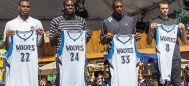 Preview NBA 2014-15 : Minnesota Timberwolves