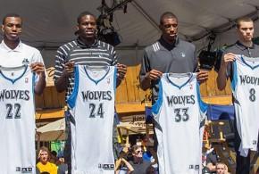 Preview NBA 2014-15 : Minnesota Timberwolves