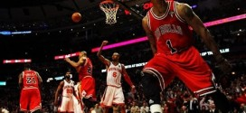 Mix: Derrick Rose – The Return