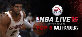 NBA Live 15: les meilleurs dribbleurs