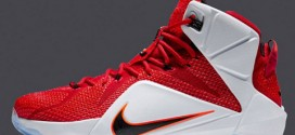 Kicks: photos et dates de sortie des 7 premiers coloris des Nike LeBron 12