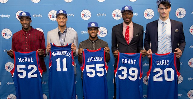 Preview NBA 2014-15 : Philadelphia 76ers