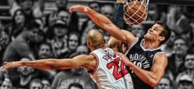 Les 98 dunks de Taj Gibson en 2013-2014