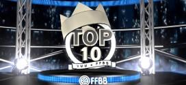Top 10 Courtcuts: le meilleur de la pré-saison