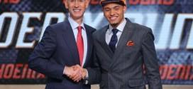 Reportage : au coeur de la draft avec Tyler Ennis