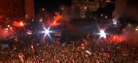 Vidéo: la folie à Belgrade pour le retour de l'équipe nationale