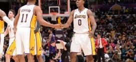 Lakers : Wesley Johnson plutôt que Nick Young à l'aile