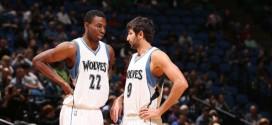 Les négociations entre les Wolves et Ricky Rubio au point mort ?