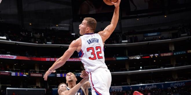 Top 10: Blake Griffin reprend ses vieilles habitudes, toute la NBA aussi