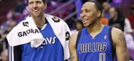 Dirk Nowitzki:Shawn Marion est un des défenseurs les plus polyvalents de l'histoire