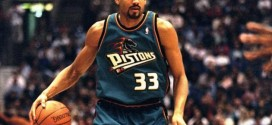 [Happy Birthday] Le Top 10 de Grant Hill avec les Pistons