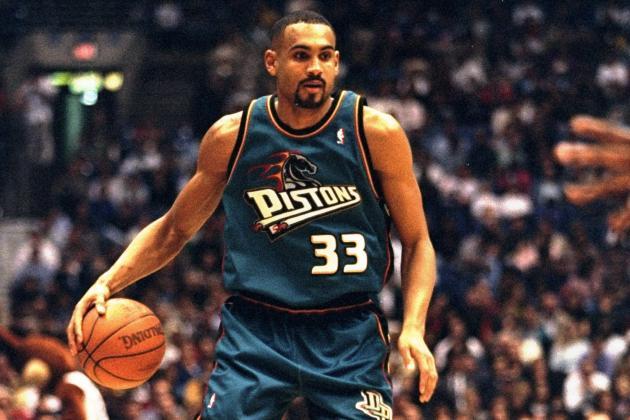 Grant Hill Pistons