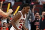 Jimmy Butler #21 of the Chicago Bulls