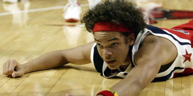 Joakim Noah: de préposé à la serpillièreà star NBA