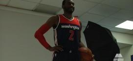 Les Wizards dévoilent un nouveau maillot