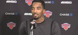 Jr Smith avoue qu'il n'avait jamais pensé à l'équipe avant de penser à lui