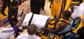 Les Lakers obtiennent une 'Disabled Player Exception'